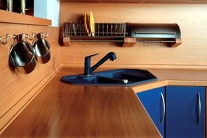 Высота столешницы для кухни