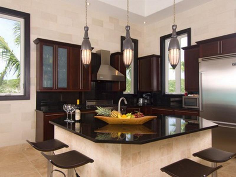 какие светильники подходят для кухни