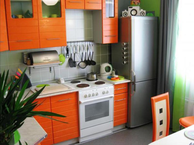 Идея кухни в хрущевке фото