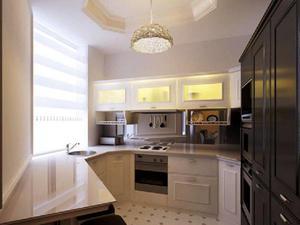 Дизайн кухни 6 кв. метров