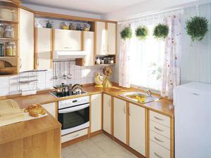 Как оформить кухню в хрущовке