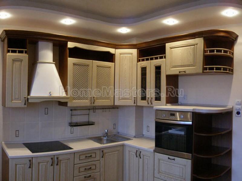 Потолок из гипсокартона для кухни своими руками
