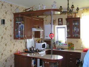 образцы барных стоек для кухни