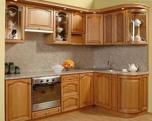 Высота кухонного гарнитура стандартная