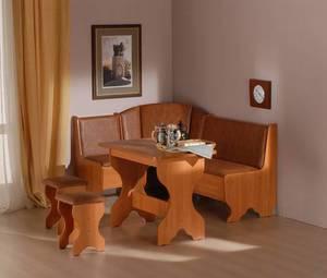 маленькие угловые диваны для кухни особенности конструкции