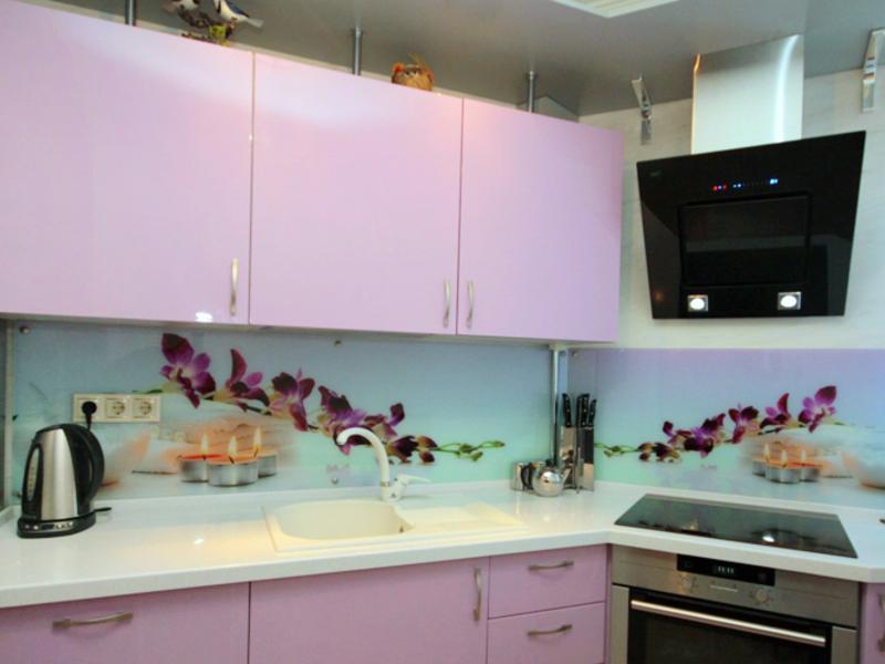 фото стеновых панелей фартуков для кухни