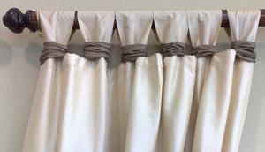 Пошив штор выкройки на люверсах