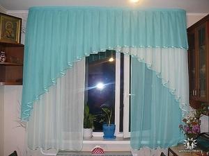 Шьем шторы своими руками
