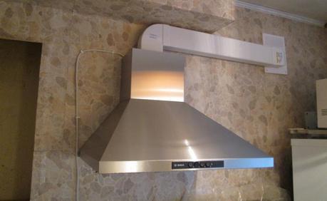 Как сделать вытяжку и вентиляцию в частном доме 26