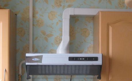 Вентиляция на кухне с вытяжкой своими руками 783
