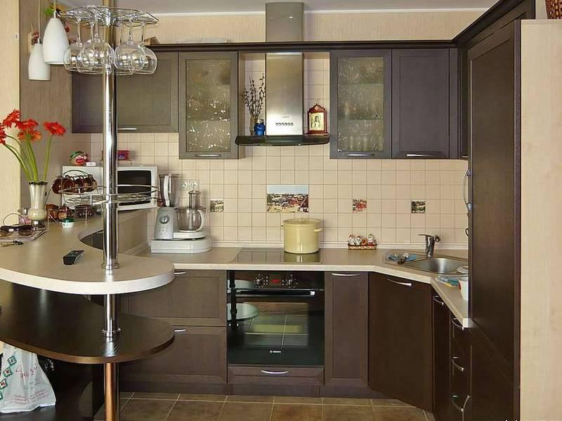 Встроенный кухонный мебель заказ дешевой кухня