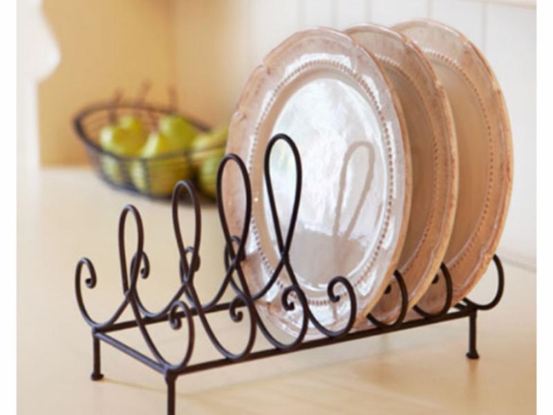Сушилка для посуды своими руками из металла
