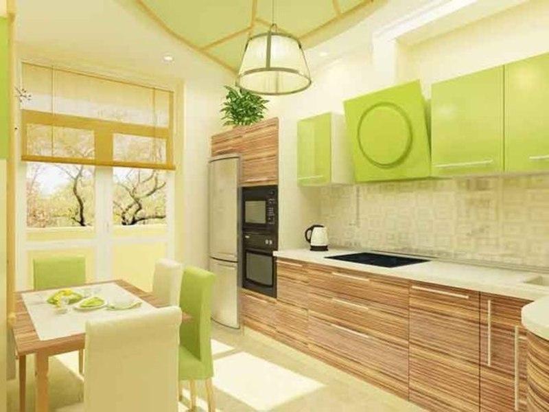 Стулья фисташкового цвета для кухни