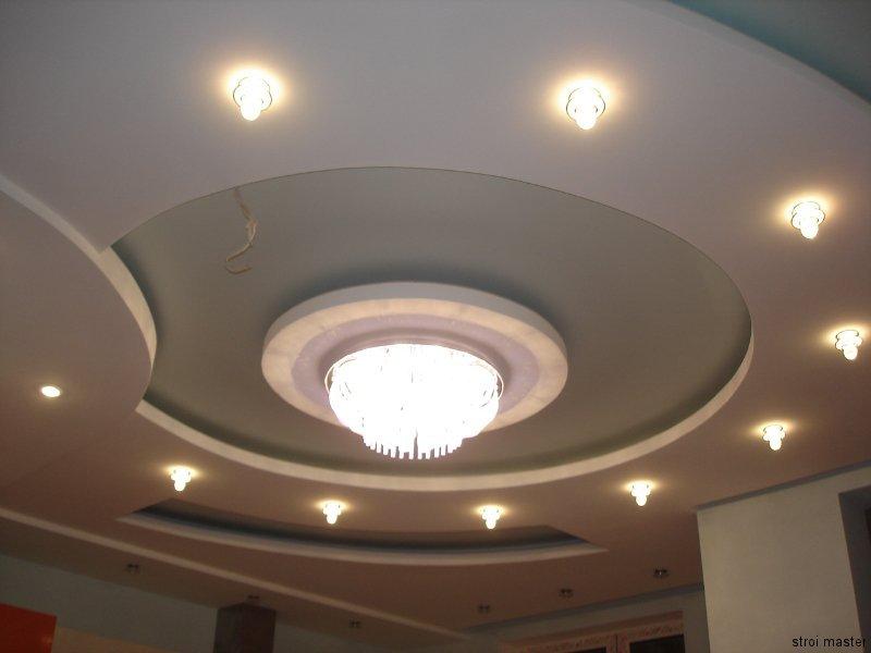 Как самому сделать многоуровневый потолок фото 298
