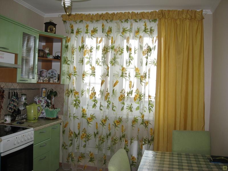 Красивые шторы для кухни сшить своими фото 686