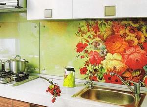 Фартук для кухни установка своими руками 181