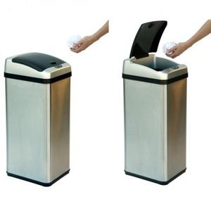 Сенсорное мусорное ведро - умный механизм.