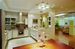 Люстра для кухни в стиле минимализм