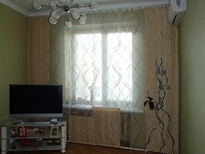 Панельная штора