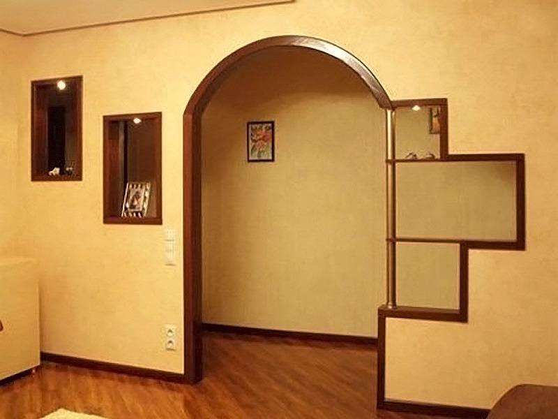 Как сделать дизайн арок