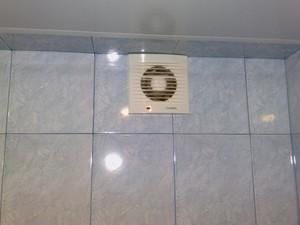 Принудительная система вентиляции