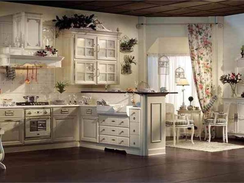 Интерьер кухни прованс фото 2016 современные идеи